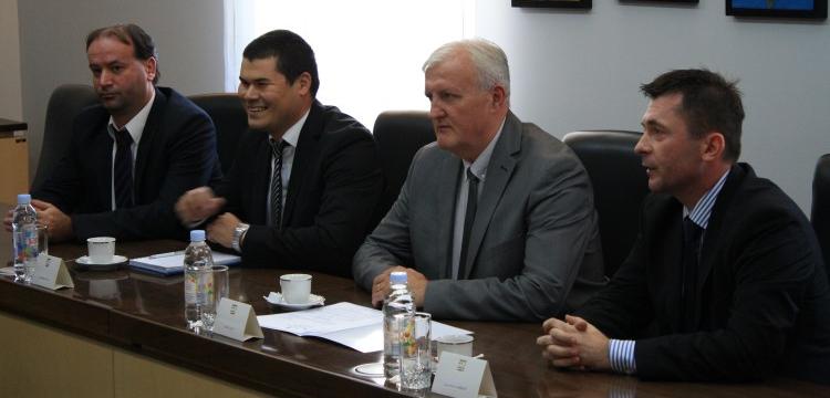 Posjet predstavnika tvrtke Steinbeis Europa-Zentrum Vukovaru i Vukovarsko-srijemskoj županiji
