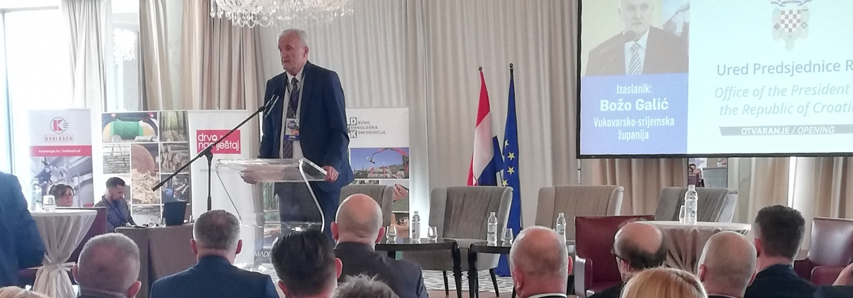 ROSEWOOD Project and Roadmap presented at international Wood Technology Conference in Opatija