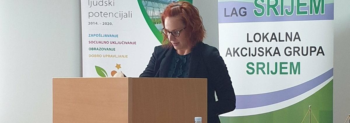 Zamjenica direktora Ana Bošković