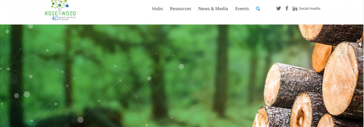 Pokrenuta nova web stranica ROSEWOOD4.0 projekta