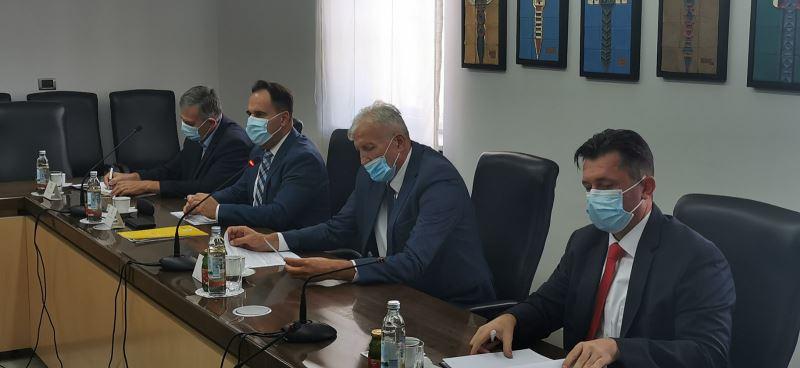 Župan Božo Galić primio je u Vukovaru u nastupni posjet veleposlanicu  Japana u Republici Hrvatskoj NJ. E. Misako Kaji